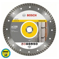 Алмазный диск Bosch Standart for Universal Turbo, 230 мм
